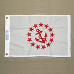 Rear Commodore Yacht Club Flag (hand-sewn)