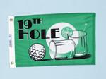 19th Hole Fun Flag