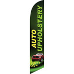 auto upholstery, feather flag, auto detailing, car detail, advertising sign, detailing service