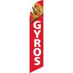 Gyros food truck sign