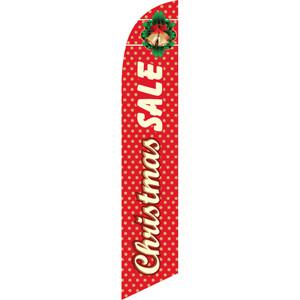 Christmas sale sign
