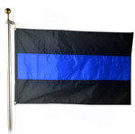 Thin Blue Line 3 x 5 Foot Flag