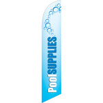 pool supplies sign