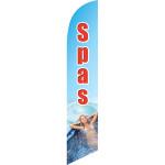 Spa sale sign