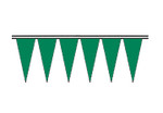 Green Regular Icicle Pennants