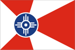 City of Wichita Flag