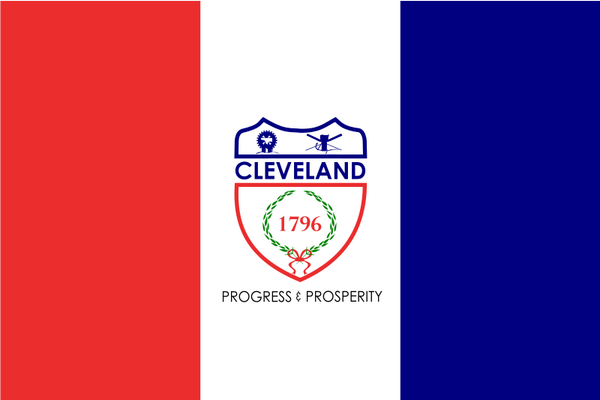 City of Cleveland flag