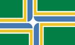 City of Portland, OR Flag