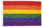 Rainbow House Flag