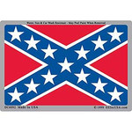 Confederate Flag Decal Sticker