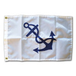 Fleet Captain Yacht Club Flag (hand-sewn)