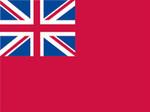 British Red Ensign Nautical Flag