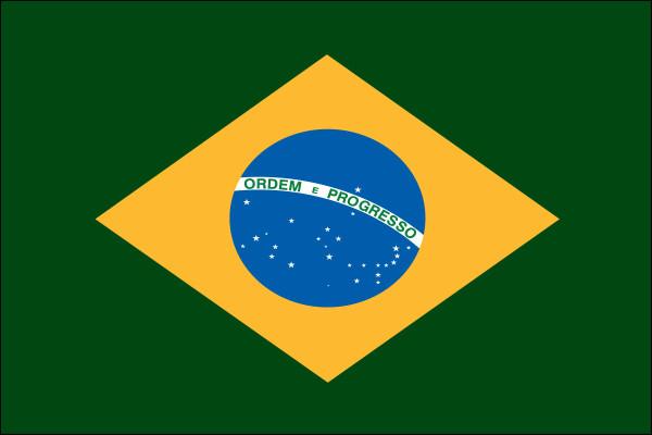 Brazil Nautical Flag