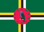 Dominica Nautical Flag