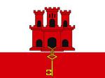 Gibraltar Nautical Flag