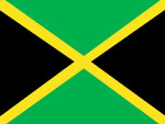 Jamaica Nautical Flag