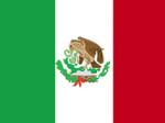 Mexico Nautical Flag