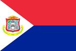 St. Maarten (St. Martin) Nautical Flag
