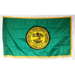 Shelby County Fringed Flag
