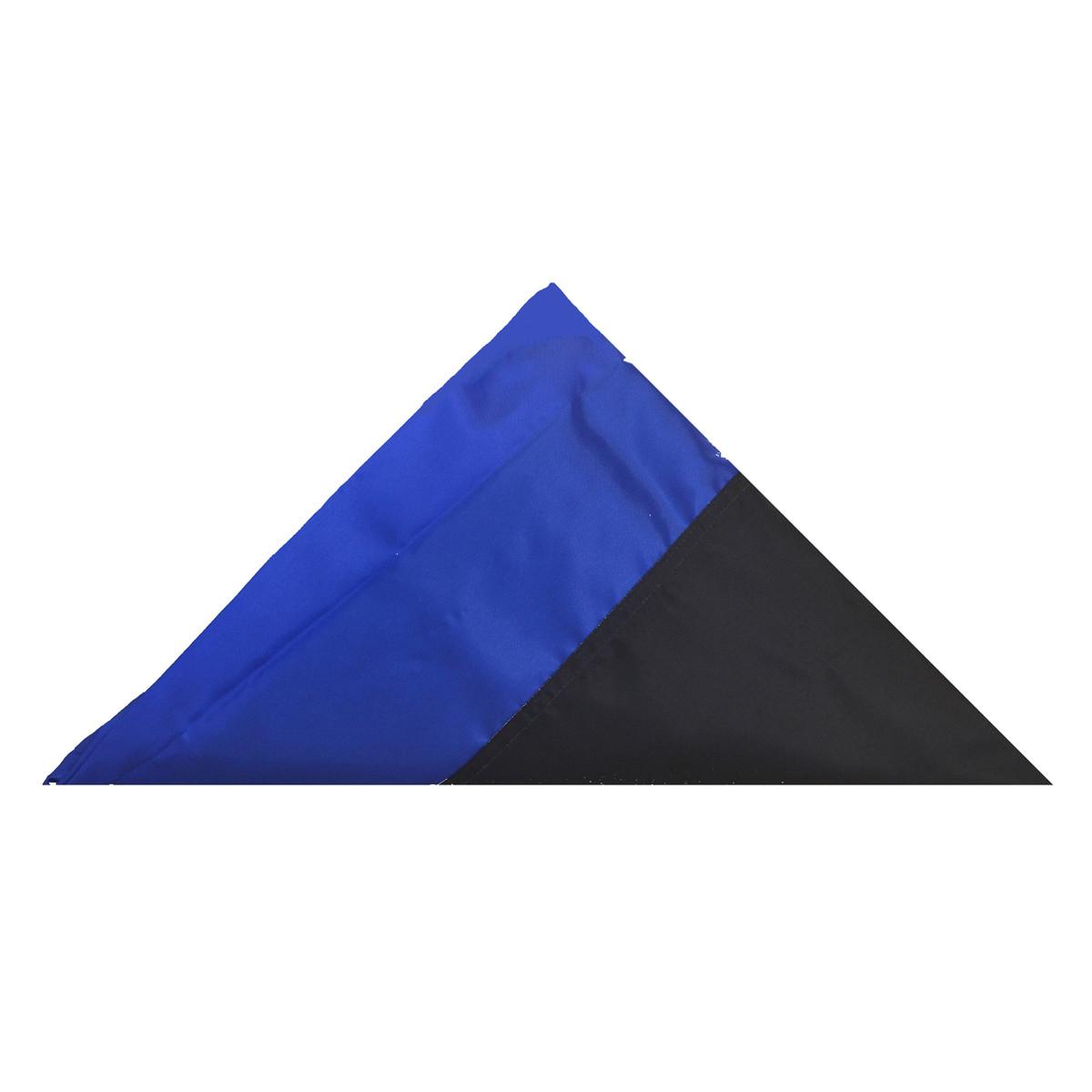 Thin Blue Line Casket Flag
