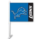 Detroit Lions Car Flags