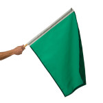 "Start Race Auto Racing Flag 24"" x 30"""