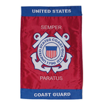 "U.S. Coast Guard Garden Flag 12"" x 18"""