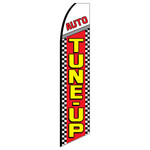 Auto Tune-Up Feather Flag