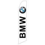 BMW Dealership Feather Flag (white)