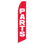 Parts Feather Flag