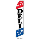 Deli Feather Flag