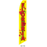 Floreria (Florist) Feather Flag