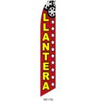 Llantera (Tire Shop) Feather Flag