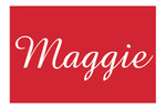 Maggie 16x24 Inch Custom Flag
