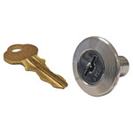 M Winch Lock and Key Set