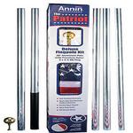 The Patriot 20-ft Aluminum Pole Set