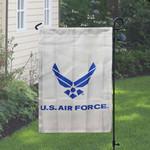 U.S. Air Force Logo Garden Flag