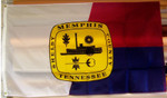 City of Memphis Flag