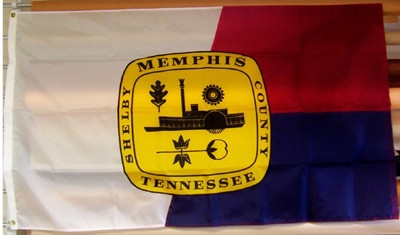 City of Memphis Flag