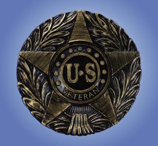 U.S Veteran Grave Marker