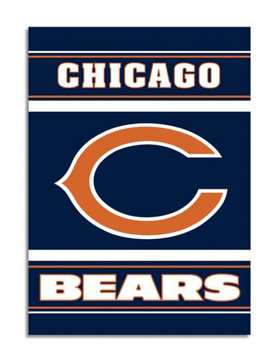 Chicago Bears House Banner