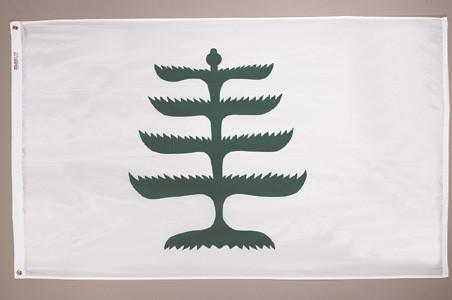 Pine Tree Flag