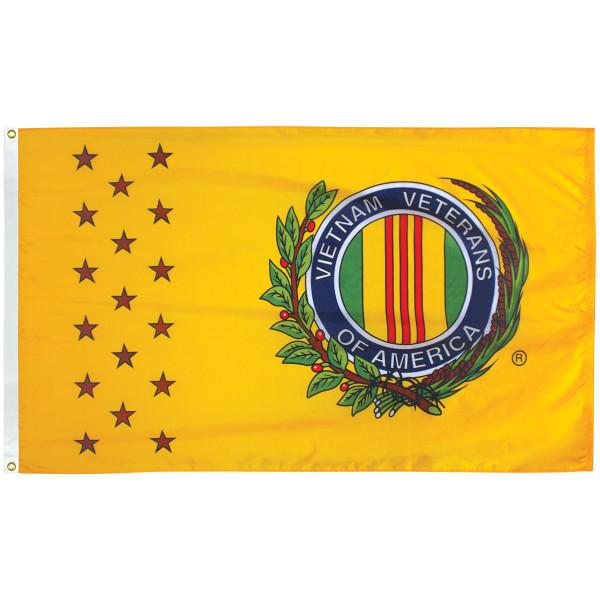 Vietnam War Veteran Flag