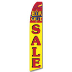 Sale Blowout Feather Flag