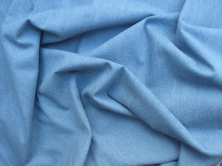 Denim dress fabric