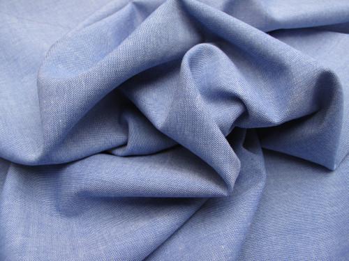 cotton chambray dress fabric