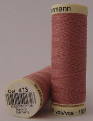Gutermann Sew All Thread 100m - 473