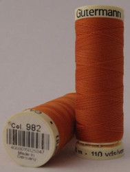 Gutermann Sew All Thread 100m - 982