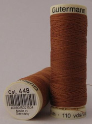 Gutermann Sew All Thread 100m - 448