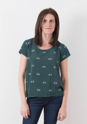 Grainline Studio Scout Tee (Beginner)